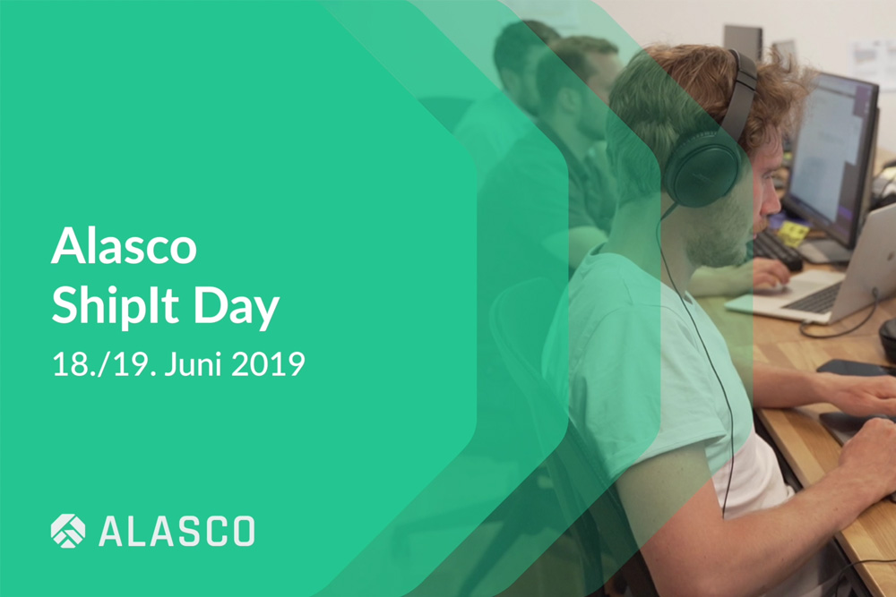 Alasco ShipIt day banner